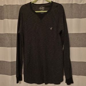 Mens American Eagle Thermal sweater
